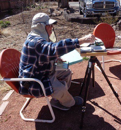 2019 Plein Air Paint Outs