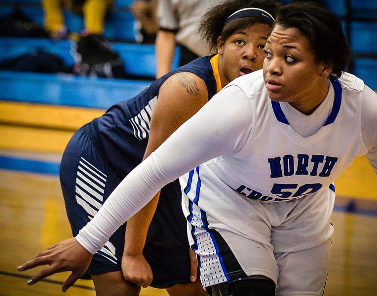 Basketball Girls Varsity vs  Lamar 01-21-14-16