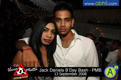 Vacca PMB - 13th September 2008
