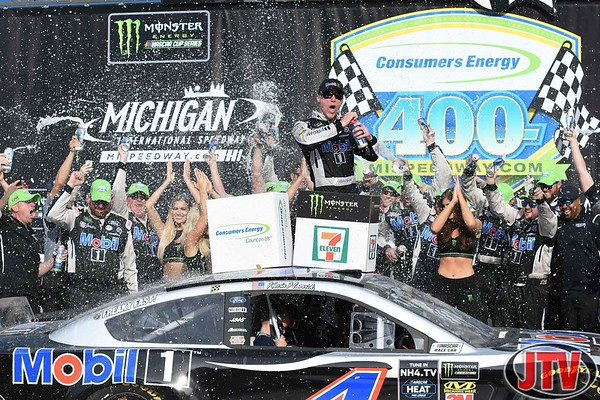 Consumers Energy 400 at MIS 8-11-19