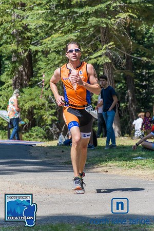 Lake Tahoe Triathlon 2018