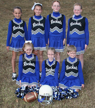 2008 Cheerleaders