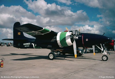 F7F Tigercat Airframe