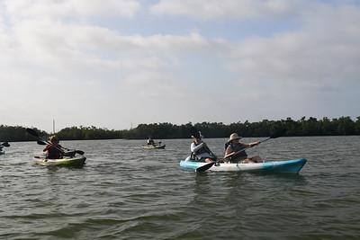 9AM Mangrove Tunnel Kayak Tour - Moss, Nichols, Tornello, Horsager & Vaughn