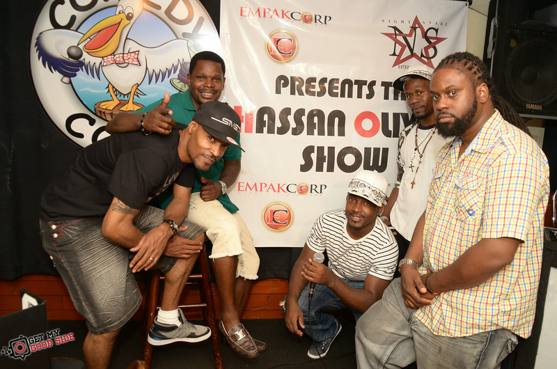 The Hassan Oliver Show