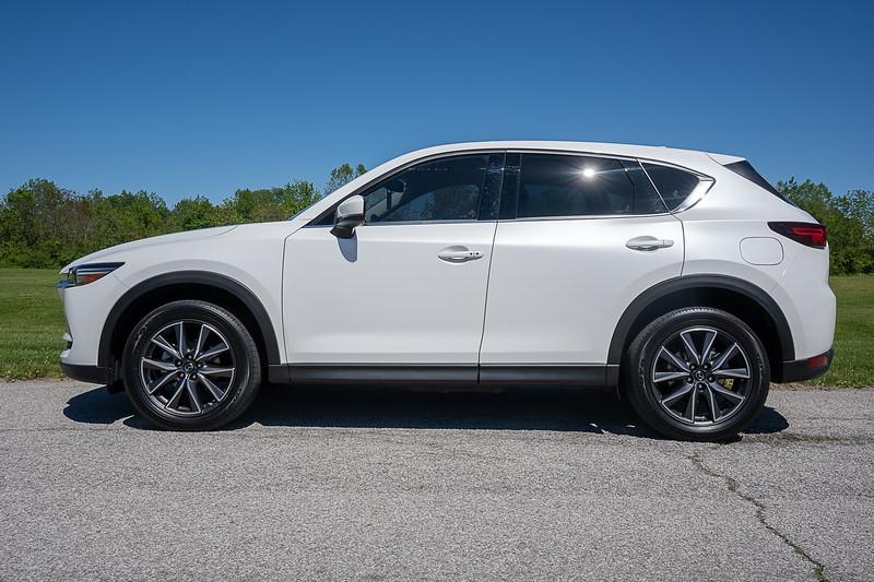 2018 Mazda-CX5