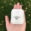 1.14ct Late Victorian Old Mine/Antique Cushion Cut Collet Component 11