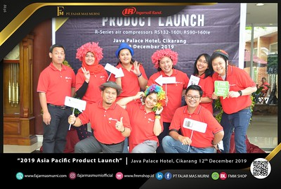 191212 | 2019 Asia Pacific Proudct Launch