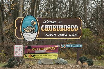 Churubusco, Indiana