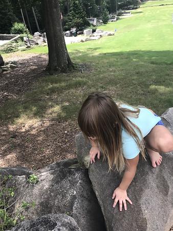 Grandgirls! Stone Mountain! Mission! 9.2.20