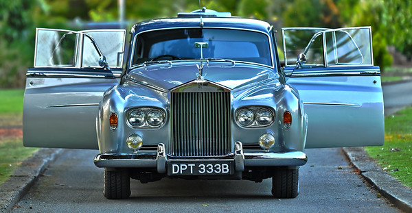1964 Rolls Royce Silver Cloud 3 DPT 333B