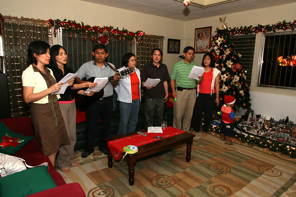 Caroling 2008 Photos