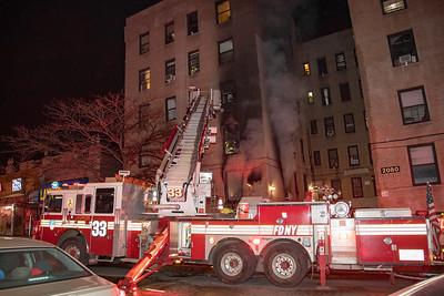 Grand Concourse 2nd Alarm (Bronx, NY) 2/6/18