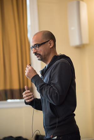Schwartz Visiting Lecturer - Junot Díaz