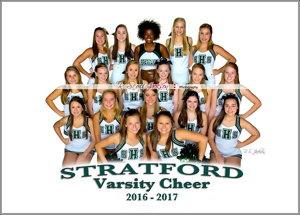 2016-2017 Team & Individual Photos