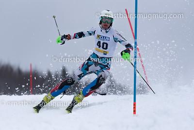 Schülercup Slalom Forsteralm Jan2019