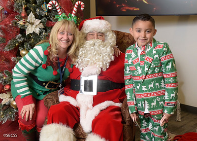 2019 Open House - Santa Photos