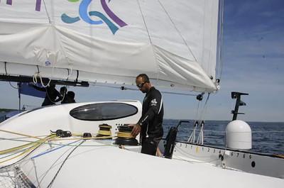 Oman Sail MOD 70