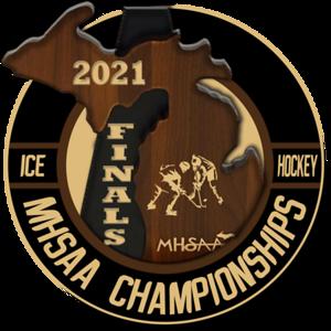 2021 0327 MHSAA Hockey Finals