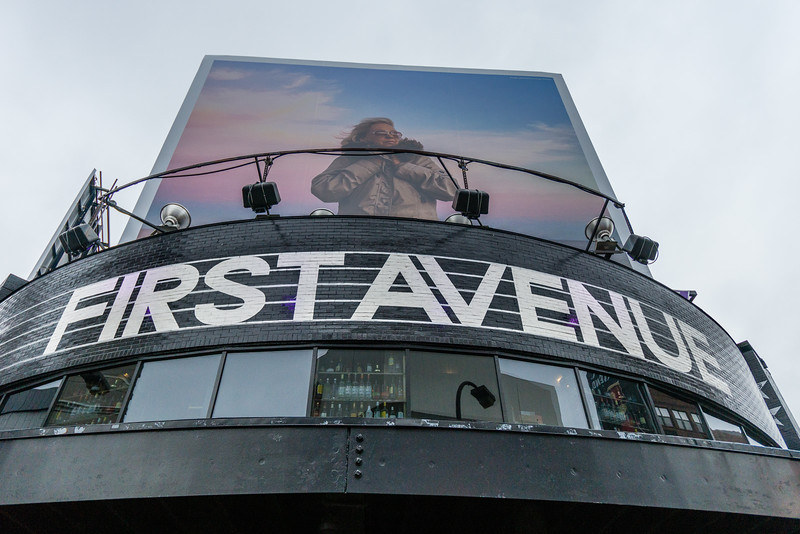 First Avenue