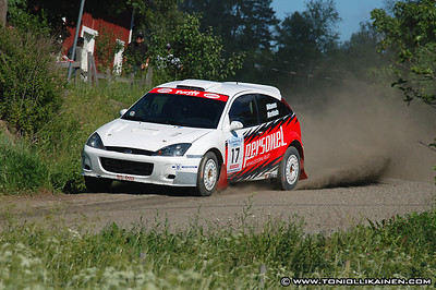 16.06.2007 | Keski-Uusimaa SM-ralli, Kerava