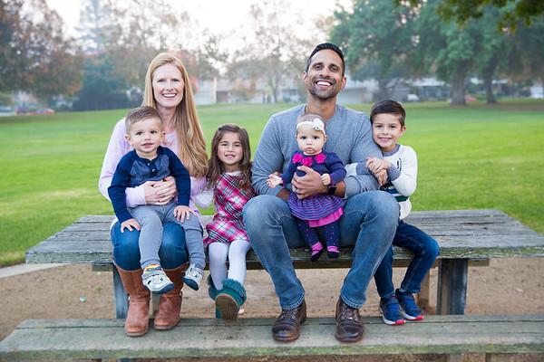 Mathew Family 11.15.18