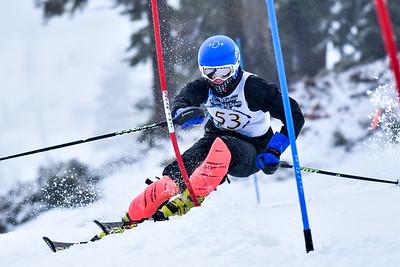 Alpine Meadows Slalom 1/10/2018