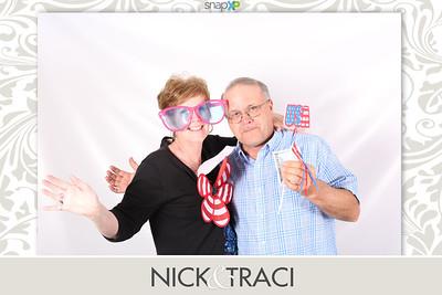 Nick + Traci Wedding