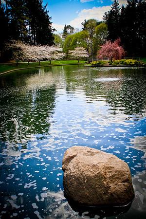 Calvin College - Spring 2011