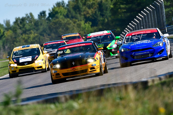 2016 Canadian Touring Car Championship - CTMP