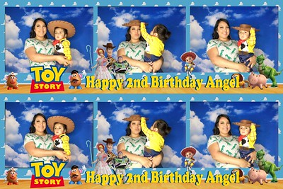 Angel's 2nd Birthday