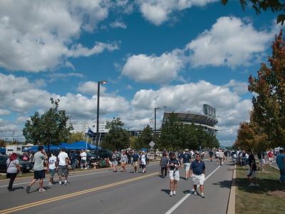 Penn State Navy 2012