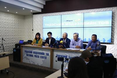 Монгол үндэсний хүний эрх иргэдийн хяналтын хороо, Хувиараа тээвэр эрхлэгчдийн үйлдвэрчний эвлэлийн нэгдсэн хорооноос цаг үеийн асуудлаа