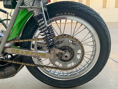 Kawasaki H1 Street Tracker on IMA