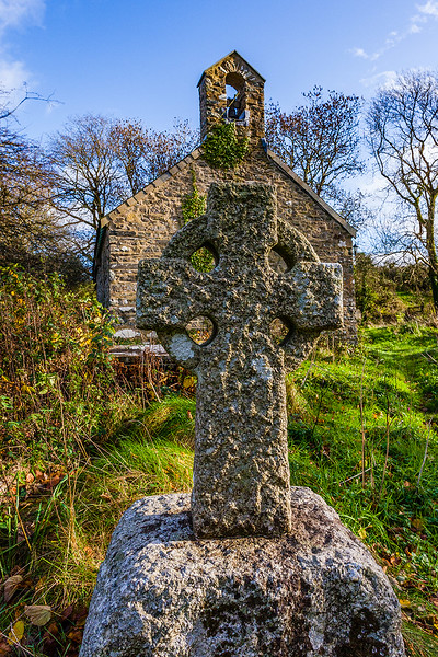 Llanstinan Church,