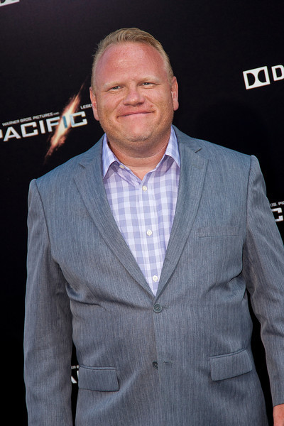 HOLLYWOOD, CA - JULY 09: Actor Larry Joe Campbell arrives at the premiere of Warner Bros. Pictures' and Legendary Pictures' 'Pacific Rim' at Dolby Theatre on Tuesday, July 9, 2013 in Hollywood, California. (Photo by Tom Sorensen/Moovieboy Pictures)