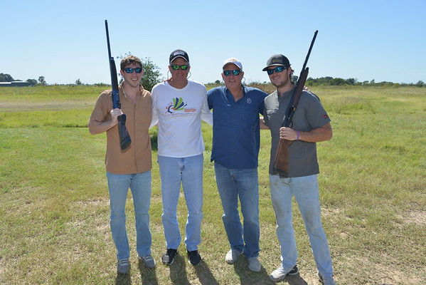 Sharing and Shooting Sporting Clay Tournament 2019