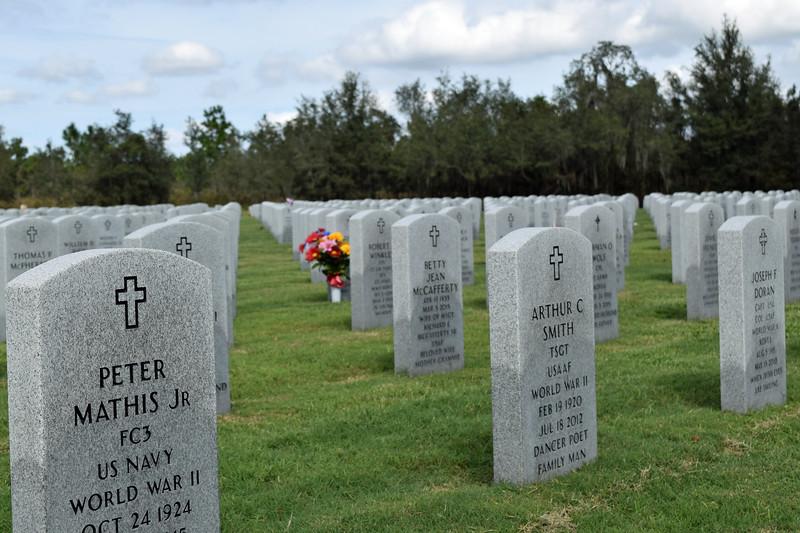 2018 Florida National Cemetery on Veterans Day (7).JPG