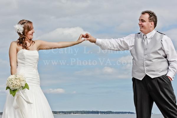 Vladan + Olivera: Yorktown Wedding Photography