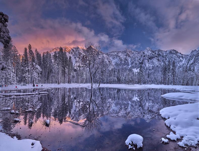 Sunset Reflections, Yosemite National Park.jpg