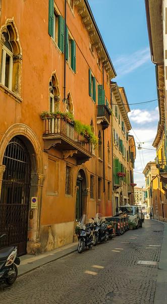 Verona Streets