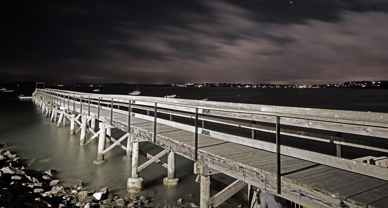 Houghsneck Pier, Quincy