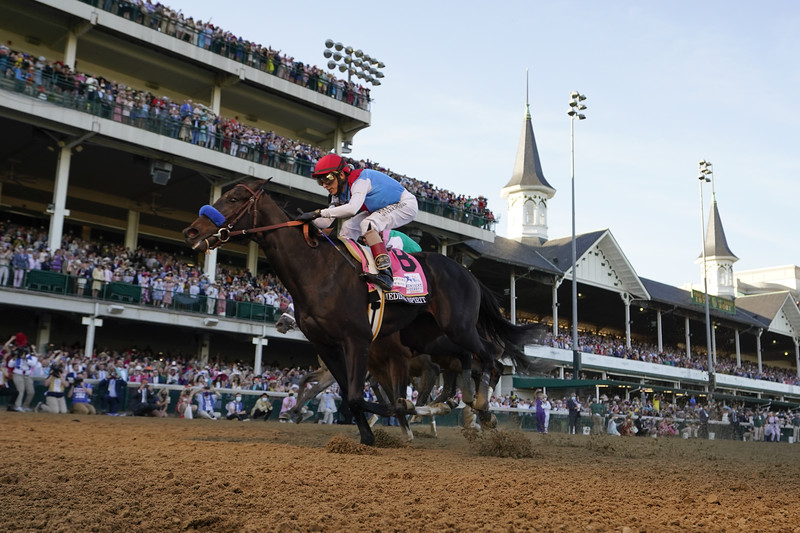 Medina Spirit Baffert Horse Racing