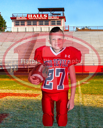 Halls Football 2014