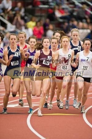 3000M Final - 2012 NAIA Indoor