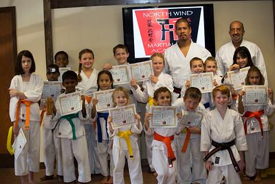 Karate Testing 07-22-2017