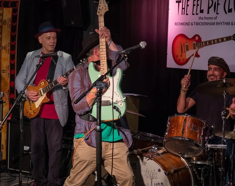 Tim Hain, Robin Bibi & Tansay Omar