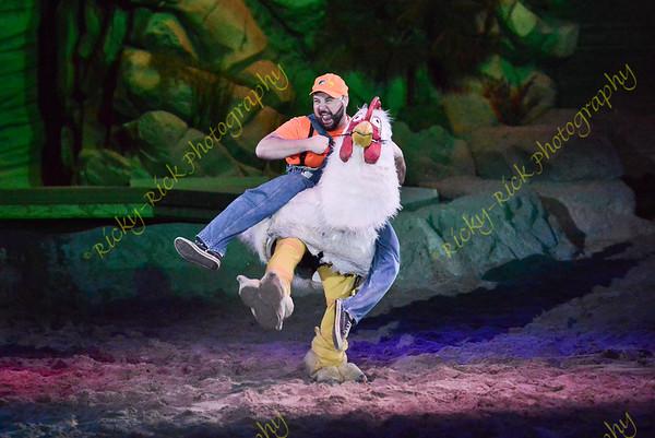 2019-08-04 - Dolly Parton Stampede - Branson