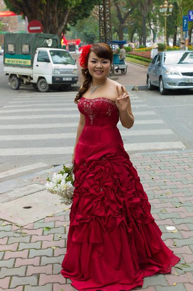 Possible Maid of Honor, Hanoi.
