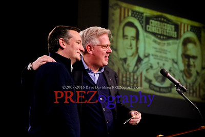 Ted Cruz Glenn Beck Ankeny 1-23-16